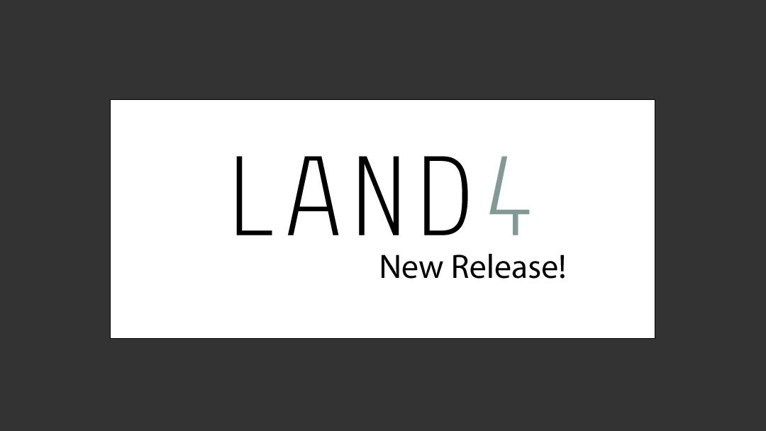 LAND4 for ARCHICAD 23 is available now